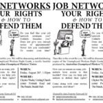 job networks event flier